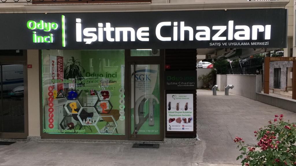 Odyo İnci İşitme Cihazları Bakırköy Şubesi